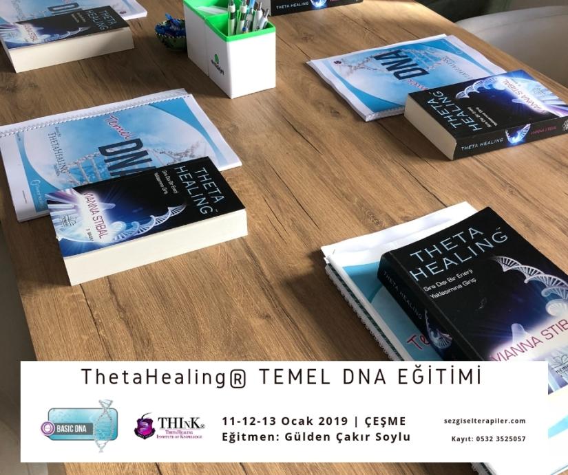 Thetahealing TEMEL DNA EĞİTİMİ